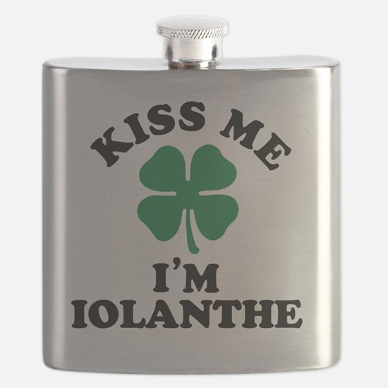 Unique Kiss Flask