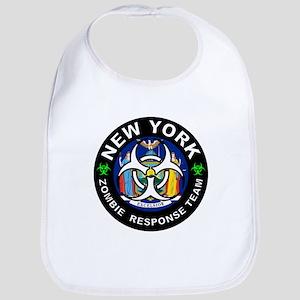 NY ZRT White Bib