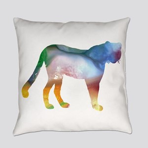 cheetah Everyday Pillow