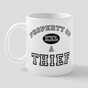 Property of a Thief Mug