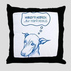 Pharaoh Hound Throw Pillow