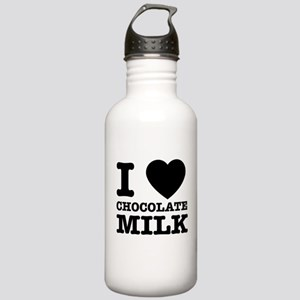 I love chocolate milk Water Bottle