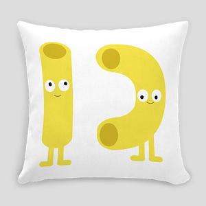 macaroni_base Everyday Pillow