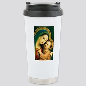 Our Lady Of Good Counsel Travel Mug
