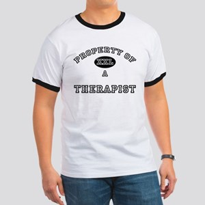Property of a Therapist Ringer T