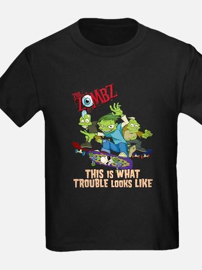 Unique Kid zombie T