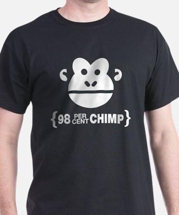 98 percent chimp T-Shirt