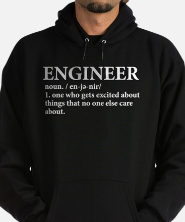 Engineer Funny Definition Hoodie