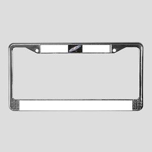 Andromeda License Plate Frame