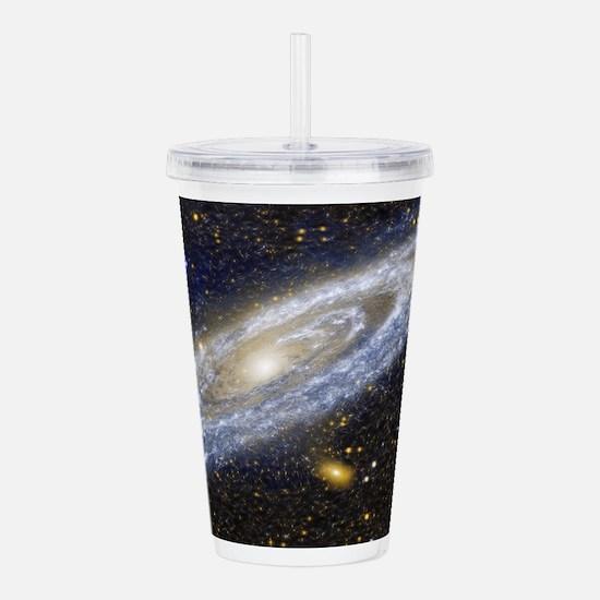 Andromeda Acrylic Double-wall Tumbler