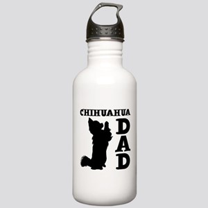 CHIHUAHUA DAD Stainless Water Bottle 1.0L