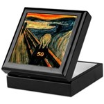 Scream 50th Keepsake Box