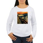 Scream 50th Women's Long Sleeve T-Shirt