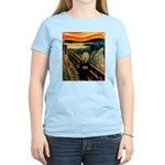 Scream 50th Women's Light T-Shirt