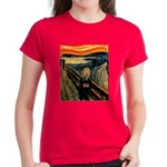 Scream 50th Women's Dark T-Shirt