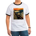 Scream 50th Ringer T
