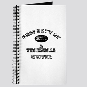 Property of a Technical Writer Journal