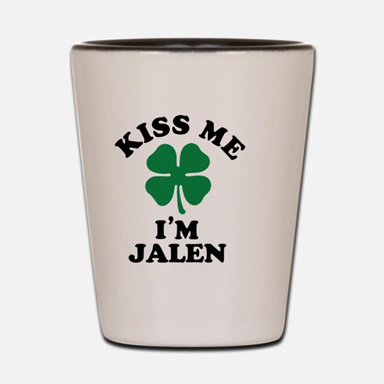 Funny Jalen Shot Glass