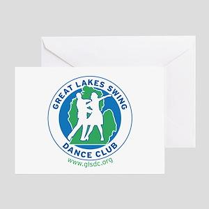 GLSDC Logo Greeting Card