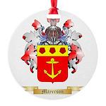 Mayerson Round Ornament
