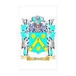 Mayell Sticker (Rectangle 50 pk)