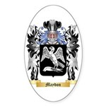 Maydon Sticker (Oval 50 pk)