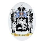 Maydon Oval Ornament