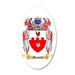 Maycock 20x12 Oval Wall Decal