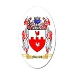 Maycock 35x21 Oval Wall Decal