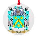 Mayall Round Ornament