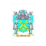Mayall Sticker (Rectangle 50 pk)