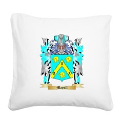 Mayall Square Canvas Pillow