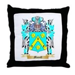 Mayall Throw Pillow