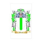 Maya Sticker (Rectangle 50 pk)