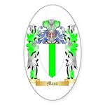 Maya Sticker (Oval 10 pk)