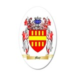 May 35x21 Oval Wall Decal