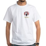 Maxwell White T-Shirt