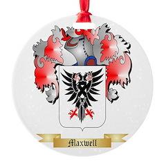 Maxwell Ornament