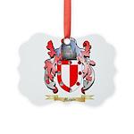 Mawle Picture Ornament