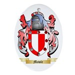 Mawle Oval Ornament