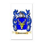 Mawhinney Rectangle Car Magnet