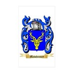 Mawhinney Sticker (Rectangle 10 pk)