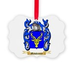 Mawhinney Picture Ornament