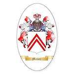 Mawer Sticker (Oval 50 pk)