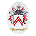 Mawer Oval Ornament