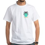 Mawe White T-Shirt
