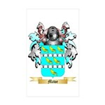 Mawe Sticker (Rectangle 10 pk)