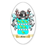 Mawe Sticker (Oval 50 pk)