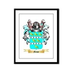 Mawe Framed Panel Print