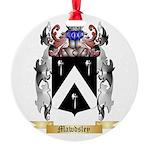 Mawdsley Round Ornament